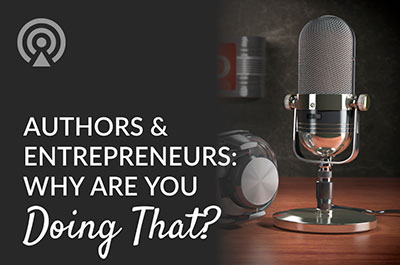 authors and entrepreneurs