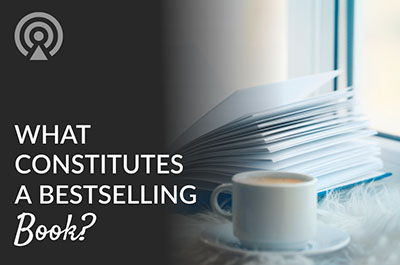 what constitutes a bestselling book