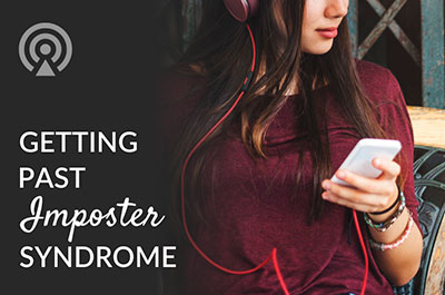 getting past imposter syndrome