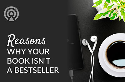why your book isn't a bestseller