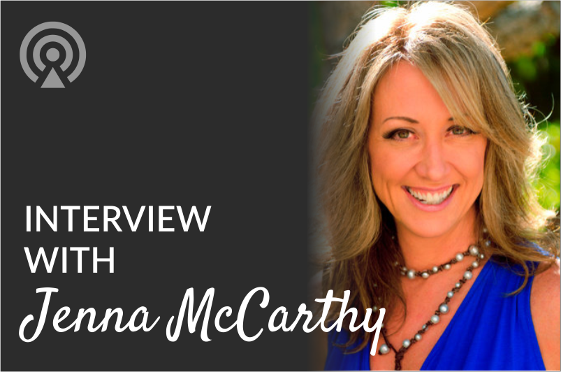 interview with jenna mccarthy