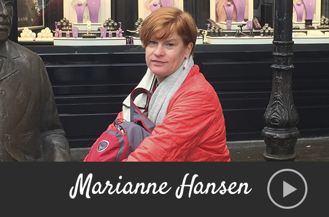 marianne hansen author