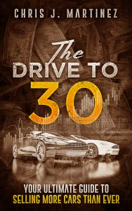 The Drive to 30 by Chris Martinez