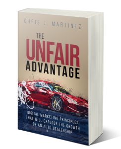 The Unfair Advantage by Chris Martinez