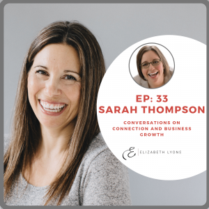 Podcast with Sarah B Thompson