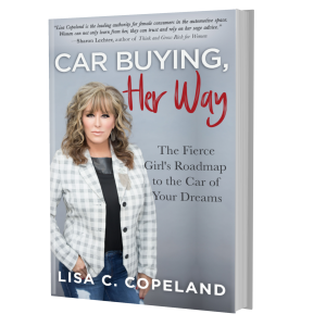 car buying her way lisa copeland
