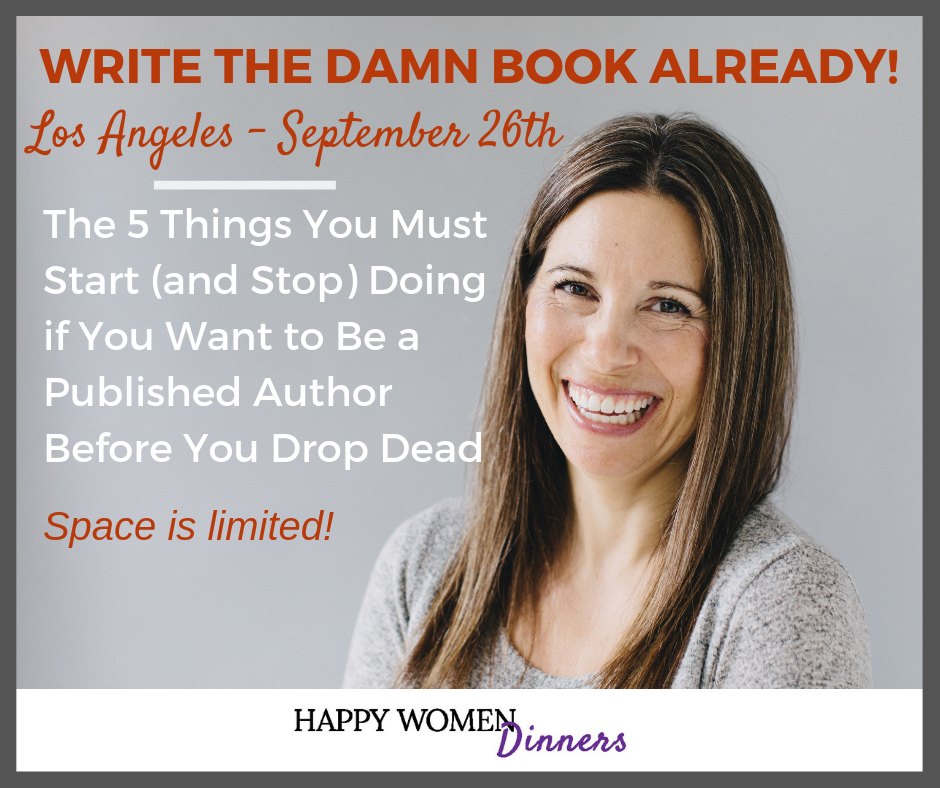 write the book event los angeles